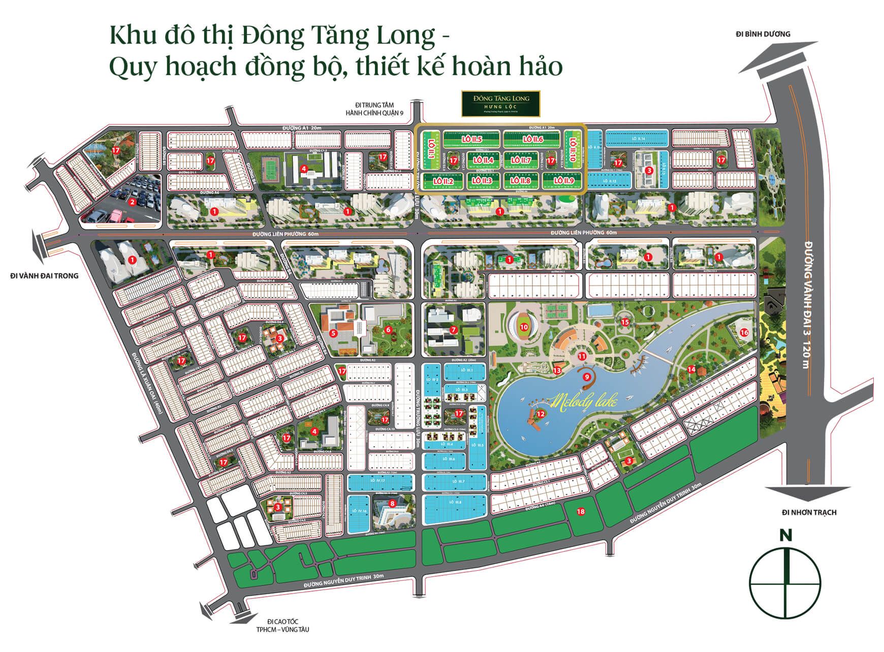 Nhà Phố Đông Tăng Long